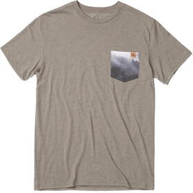 tentree Renfrew Pocket T-Shirt Men Vetiver Green